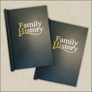 British Family Tree Research Family History Book Cover