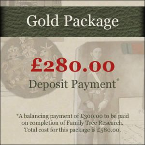 Gold Family Research Package Deposit