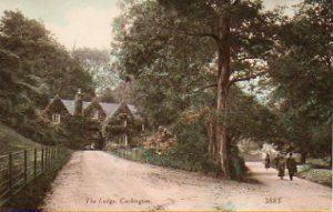 A Postcard Cockington