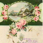 A Postcard Mrs Wilson