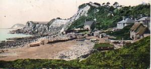 A Postcard Ventnor