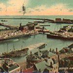 A Postcard Dover Harbour