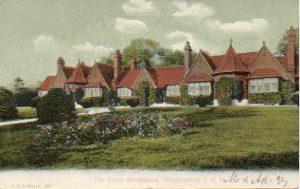 Royal Alms Houses Whippingham