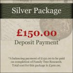Silver Family Research Package Deposit