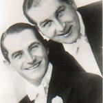 A Postcard Bob & Alf Peason