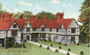 Pitchford Hall