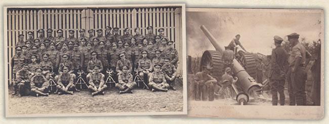 World War 1 Postcards