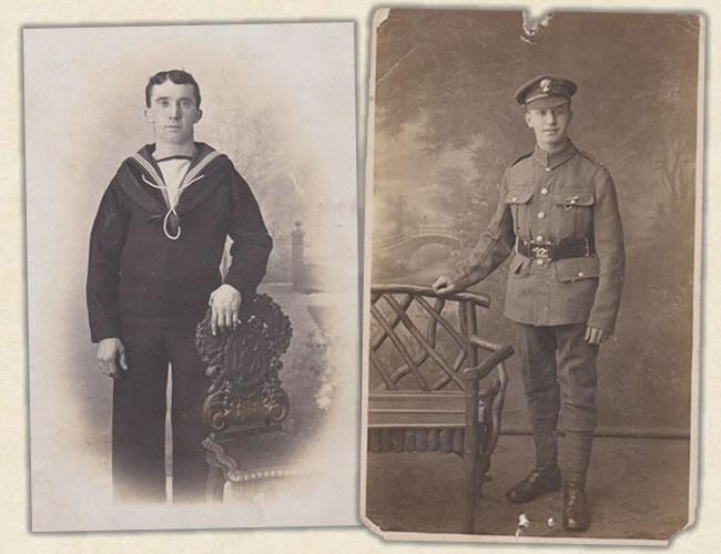 World War 1 photos