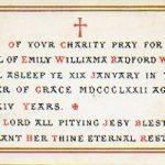 Emily Williama Radford