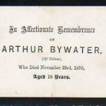 Arthur Bywater