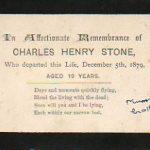 Charles Henry Stone
