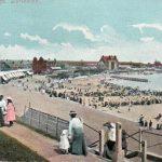 A Postcard sent to Mrs Sybil Lewis