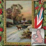A Christmas Postcard.