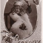A Merry Xmas Postcard